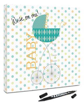 Picture of Baby Carriage - Teal - Buy any 2 and get FREE SHIPPING