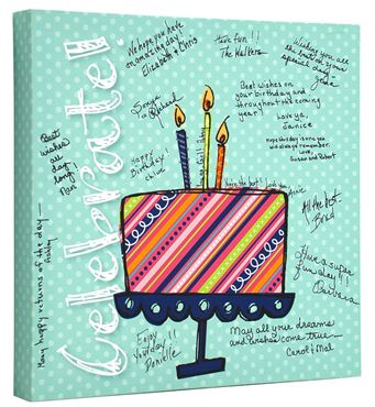 Picture of Celebrate Cake - Buy any 2 and get FREE SHIPPING