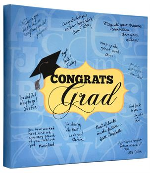 Picture of Graduation Plaque - Buy any 2 and get FREE SHIPPING