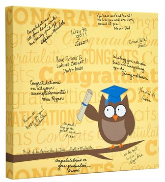 Picture of Graduation Owl - Buy any 2 and get FREE SHIPPING
