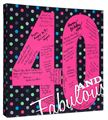 Picture of Fabulous 40 Birthday  - Buy any 2 and get FREE SHIPPING